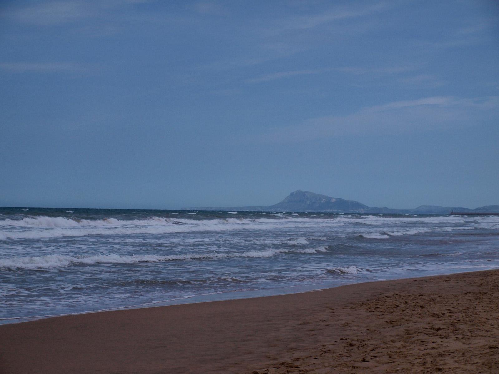 Foto playa Alcazaba.