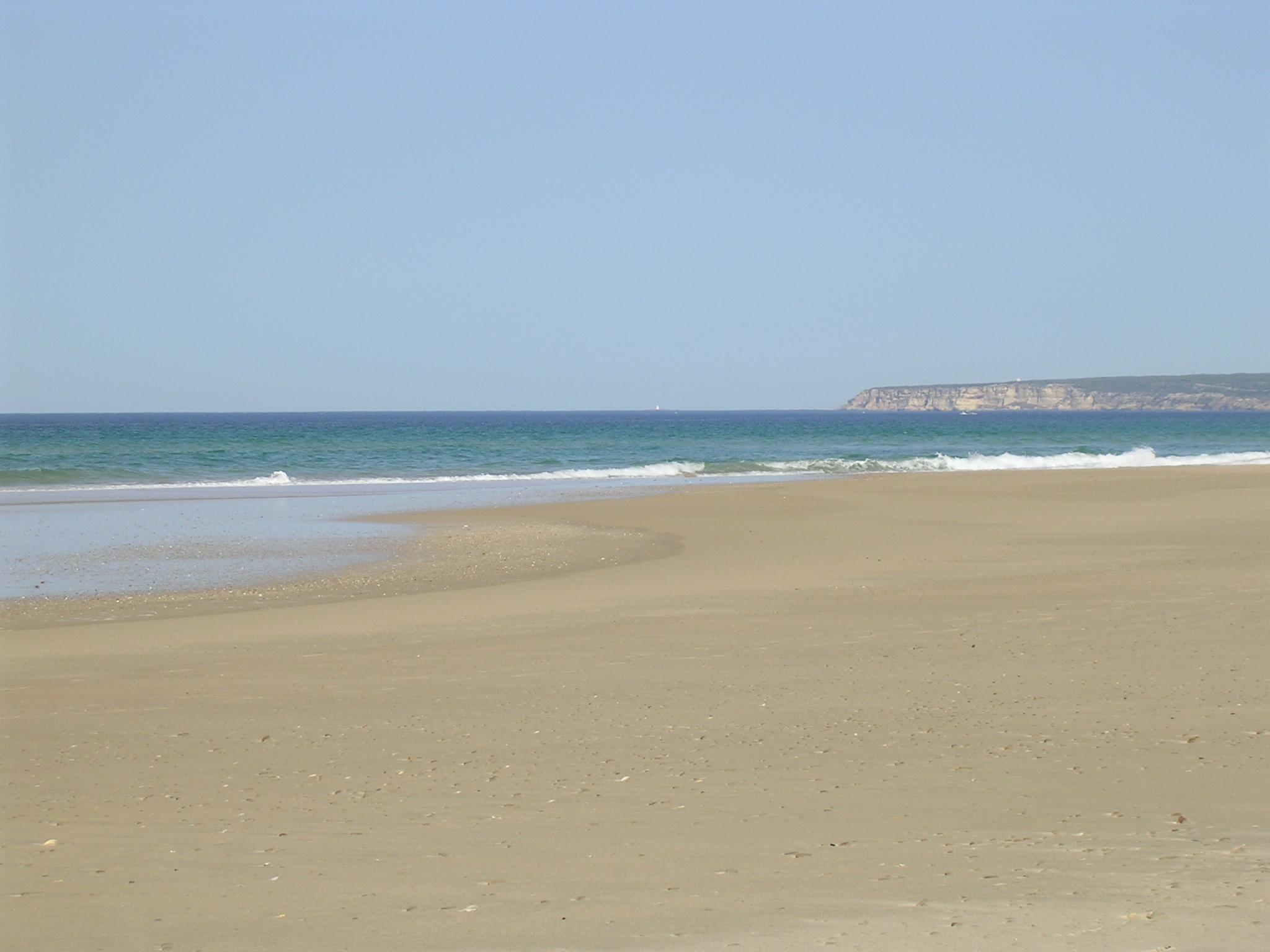 Foto playa Cañillos / Del Botero. PLAYA DE ZAHARA DE LOS ATUNES