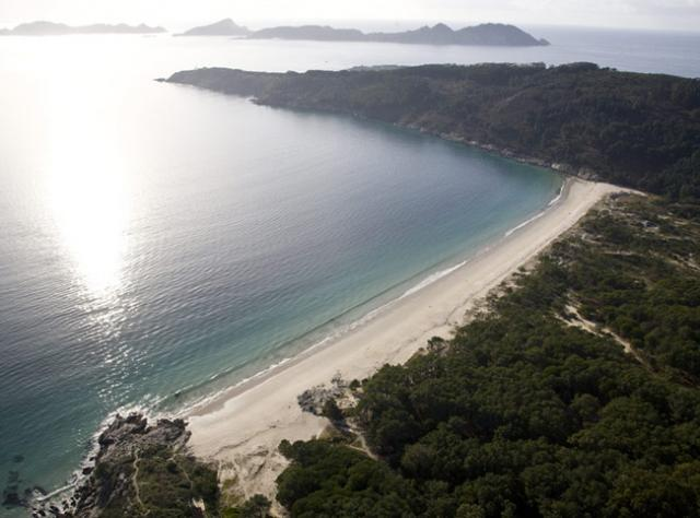 Foto playa De la Marina.