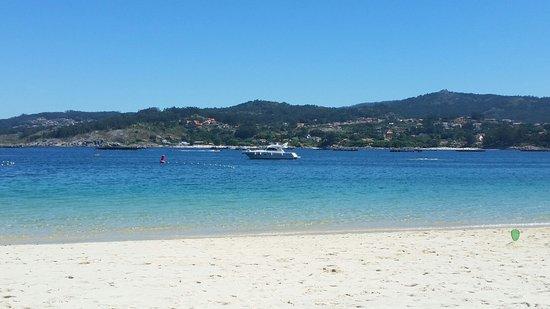 Foto playa Do Cabalo.