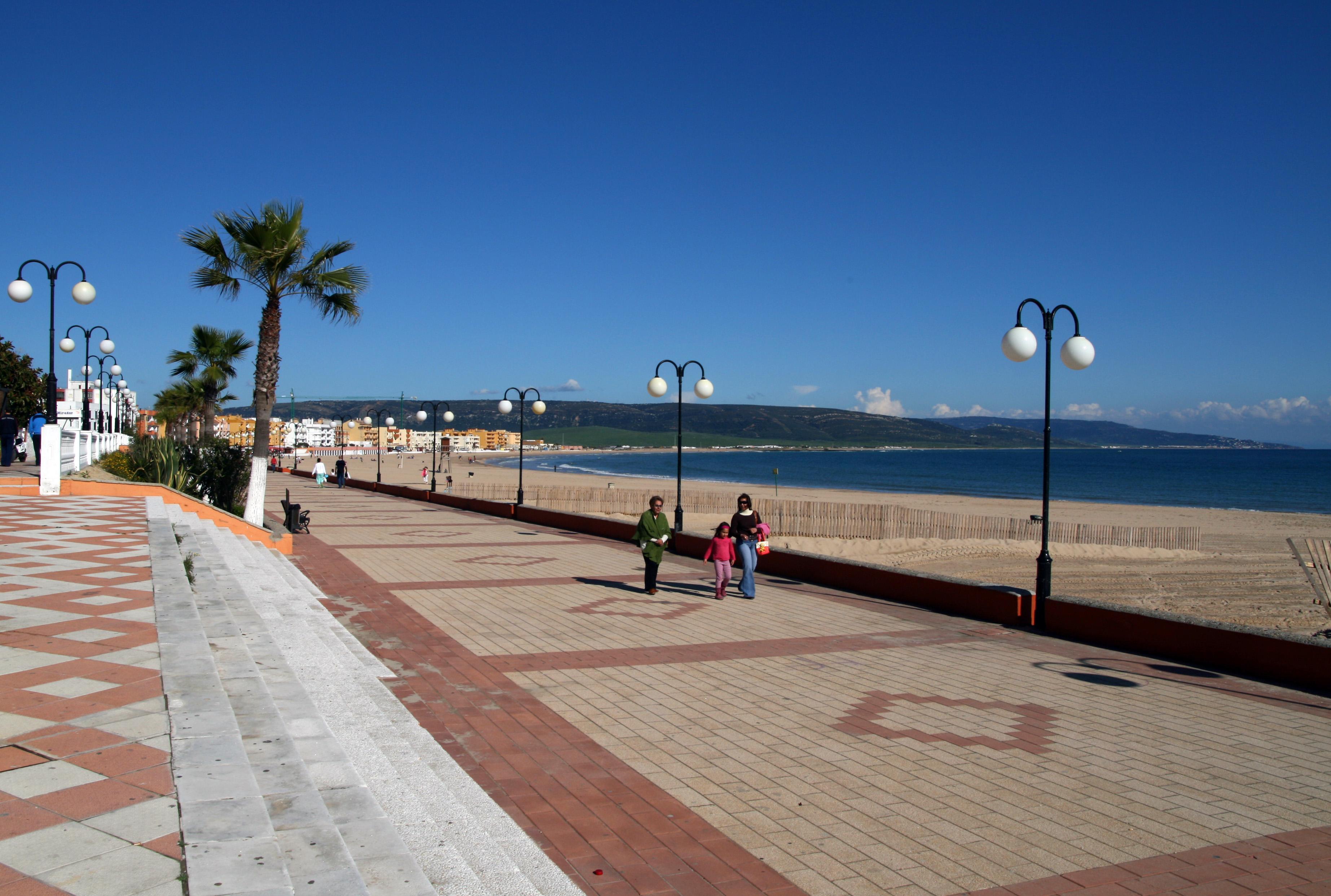 Foto playa El Carmen. Barbate
