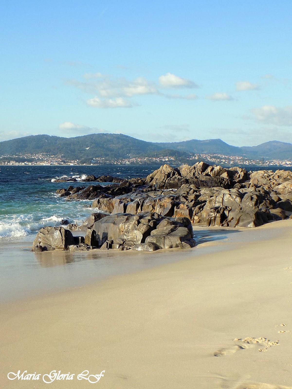 Foto playa O Cocho.