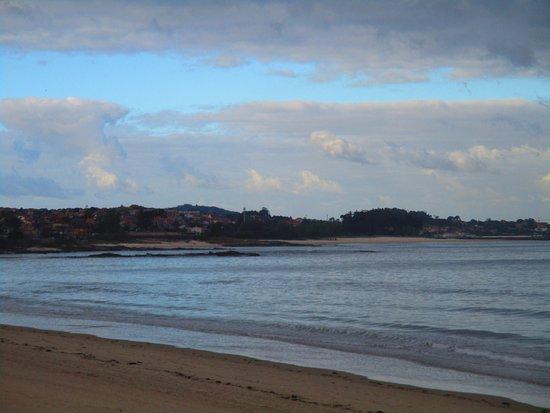 Foto playa Samil.