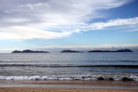Foto playa Toralla.