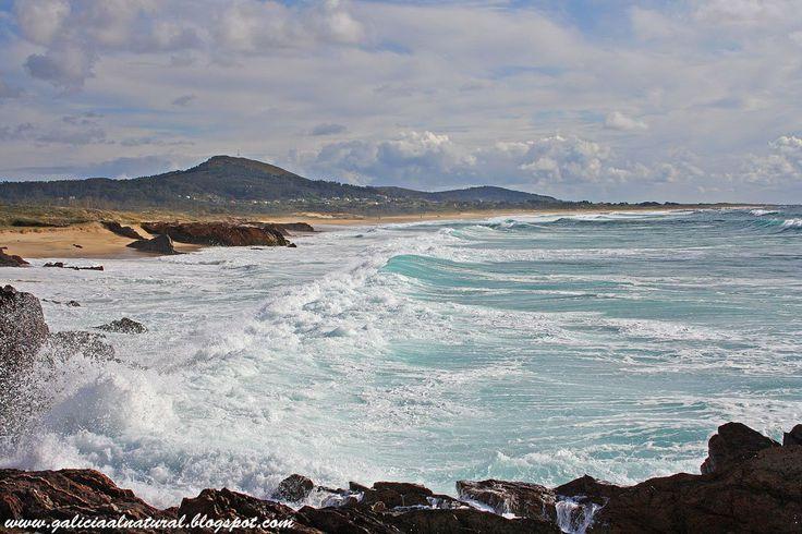 Foto playa Canto de Area / Barreiros.
