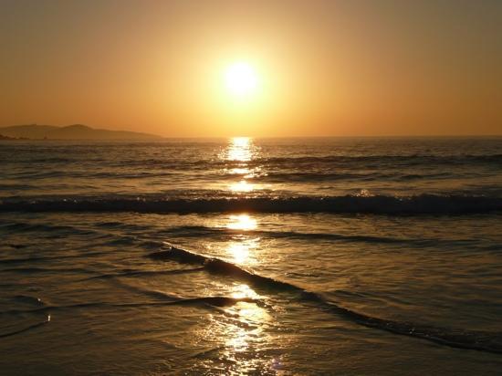 Foto playa O Cabo.