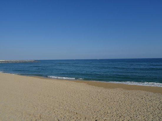 Foto playa Llevant.