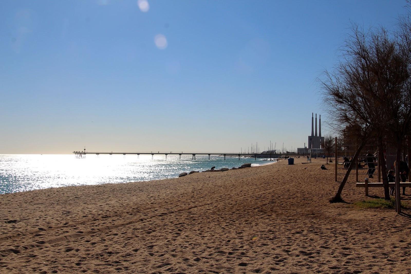 Playa Platja del Pont de Petroli