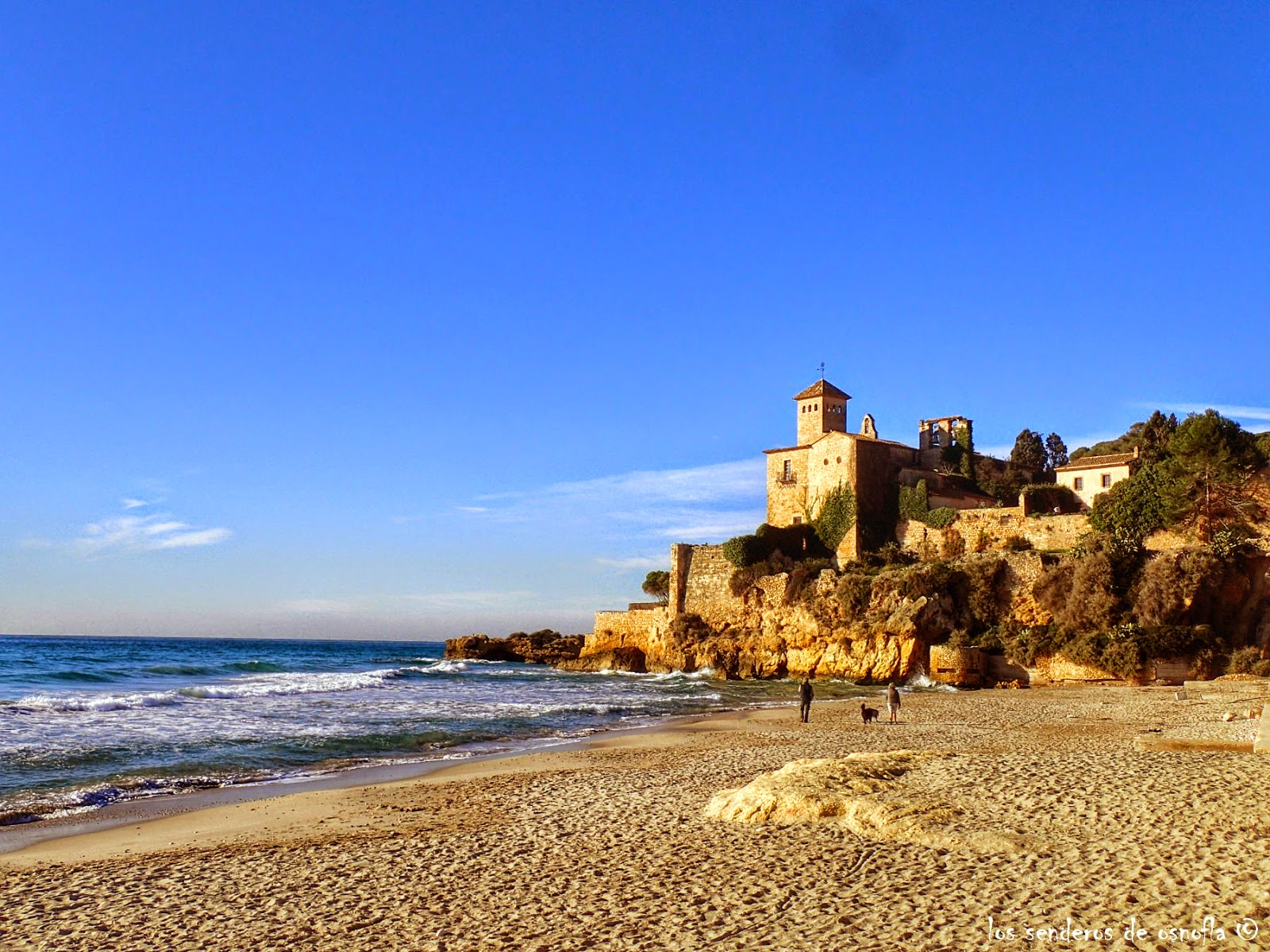 Playa Platja dels Patins de Vela