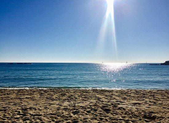 Playa Platja dels Pescadors