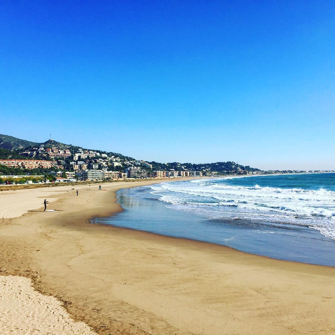Foto playa Platja de les Salines.
