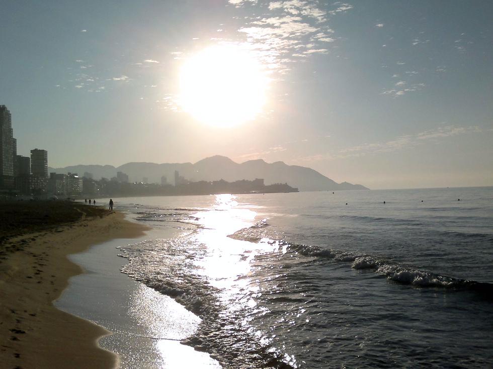 Playa De Ponent / Poniente