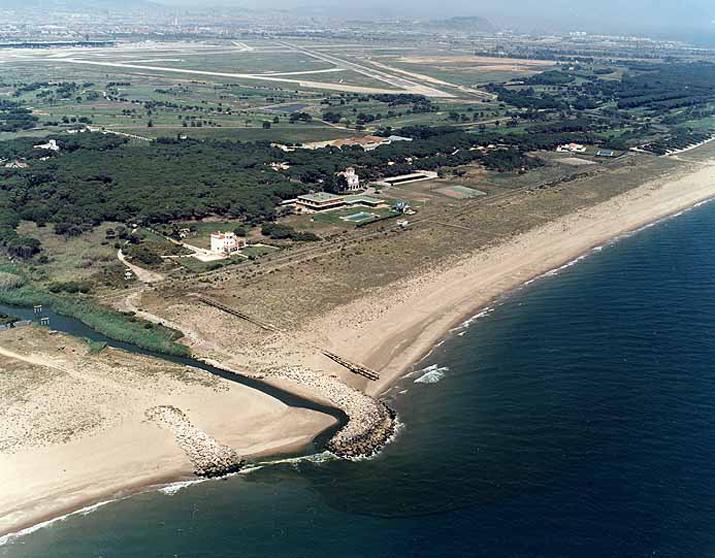 Playa Platja dels Militars / Remolar / Remolar-Prat
