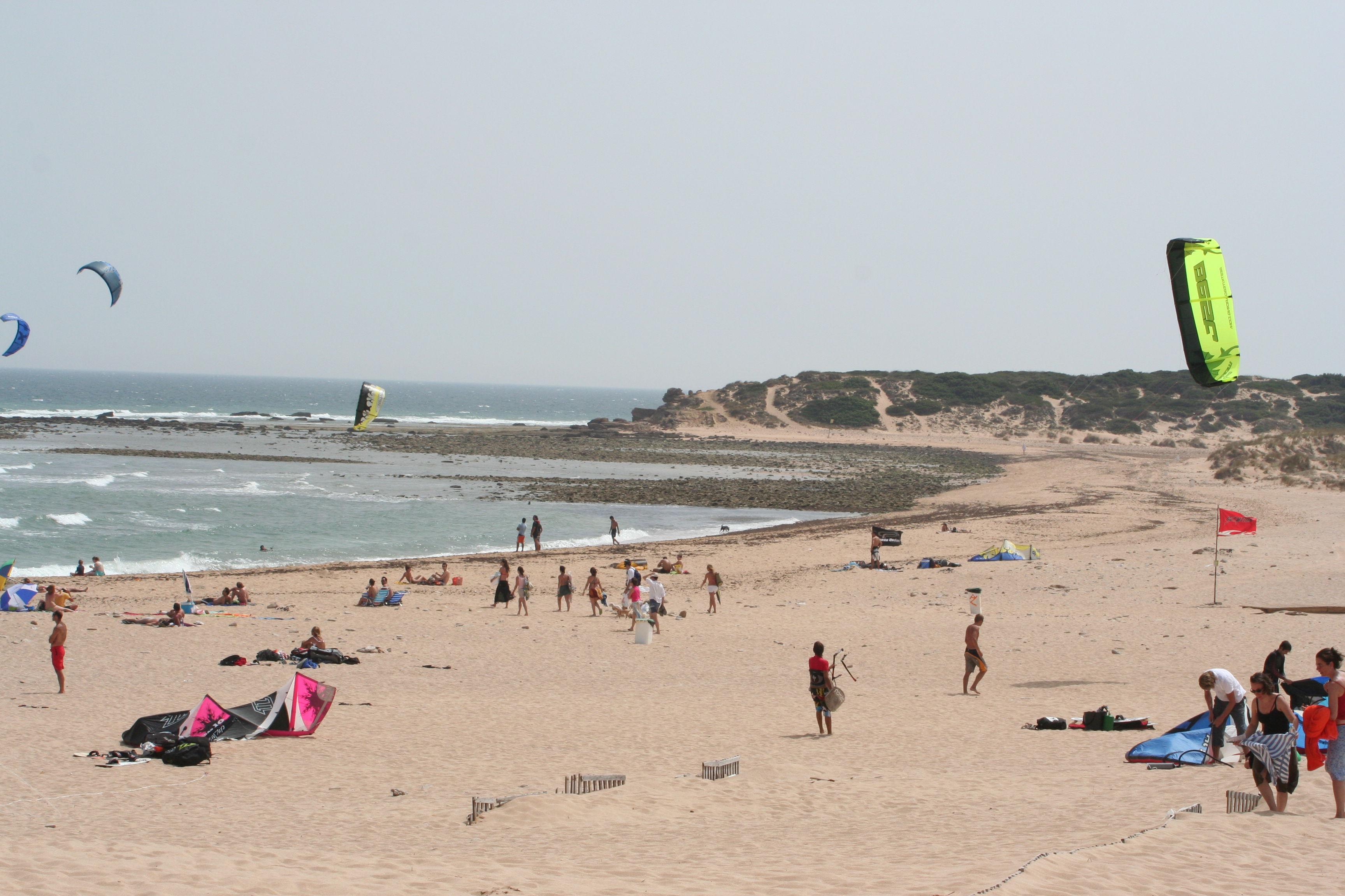 Foto playa Caños de Meca / Los Caños de Meca. Trafalgar-02