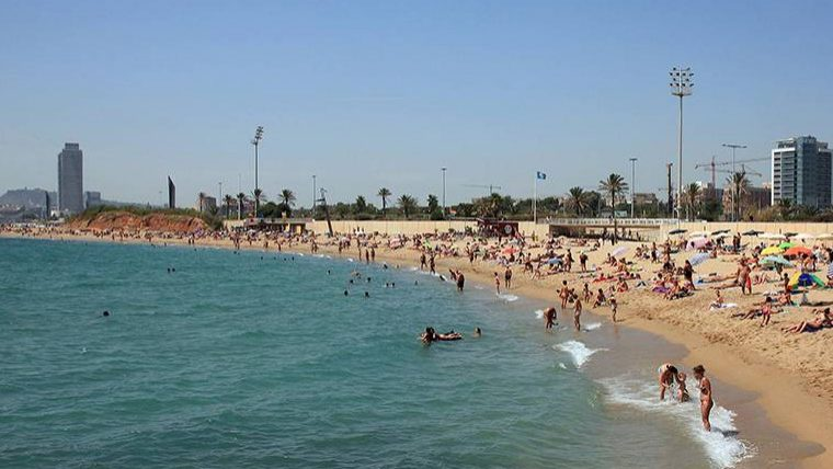 Foto playa La Paloma / La Galera.
