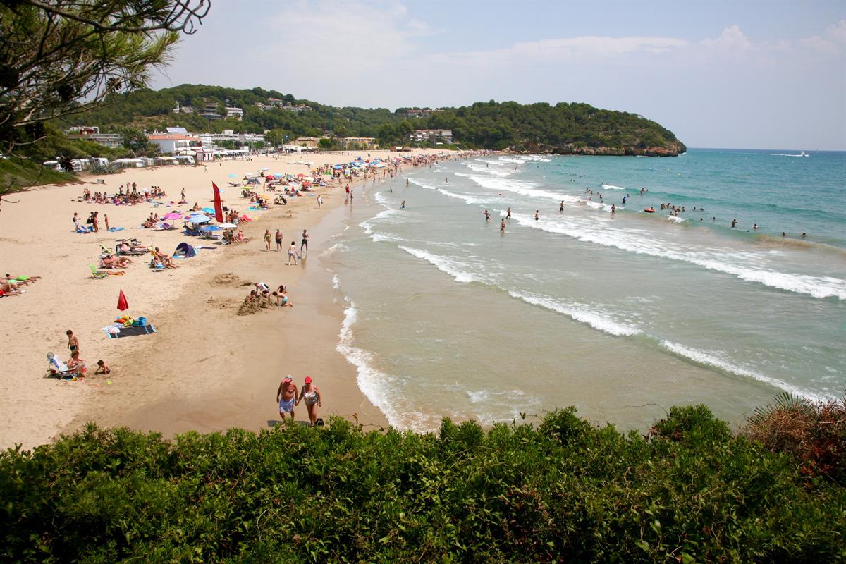 Playa Platja de la Pineda
