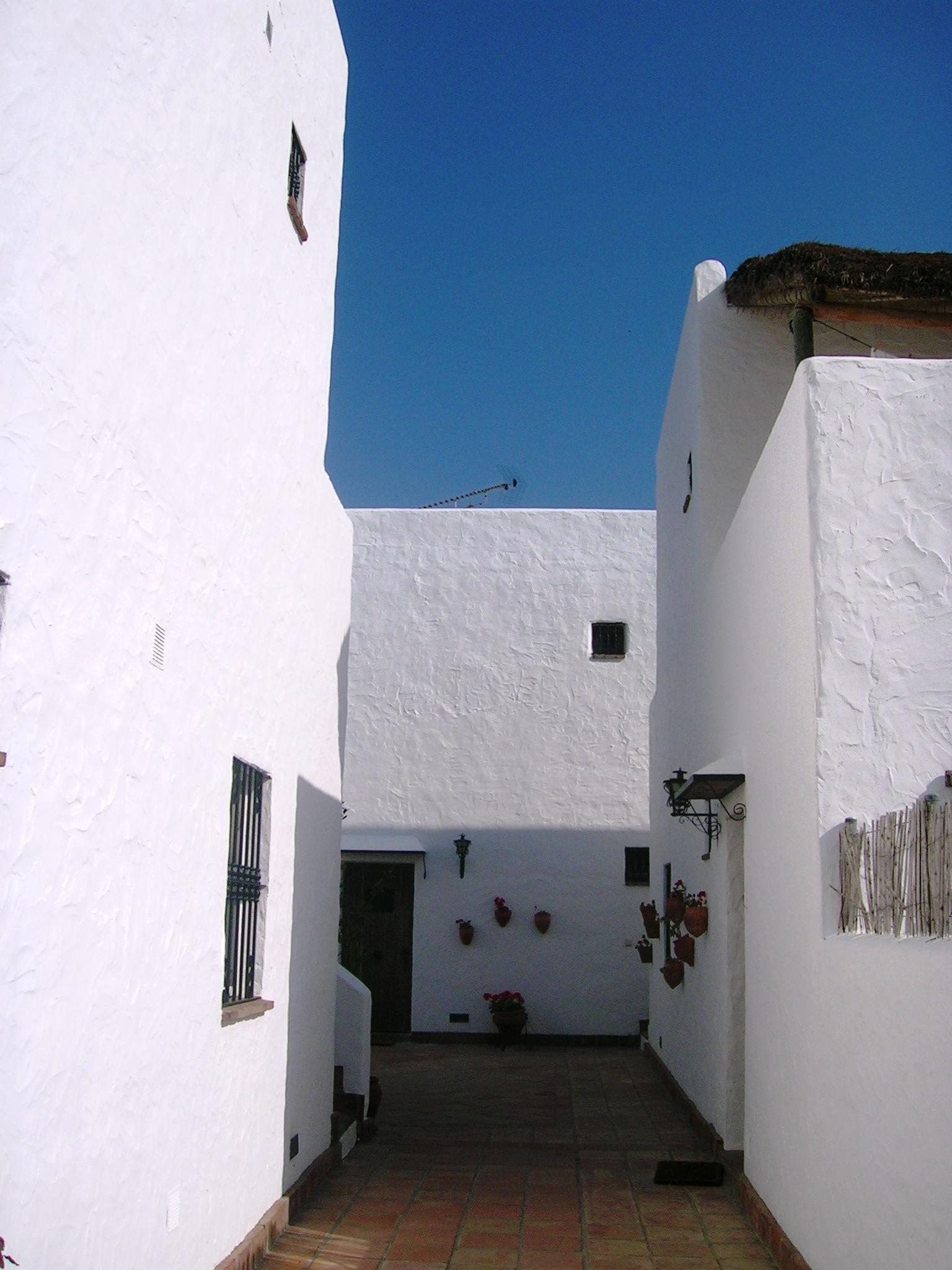 Foto playa Caños de Meca / Los Caños de Meca. Casa atrapasueños caños de meca