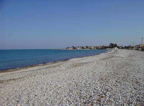 Foto playa L'Almadrava.