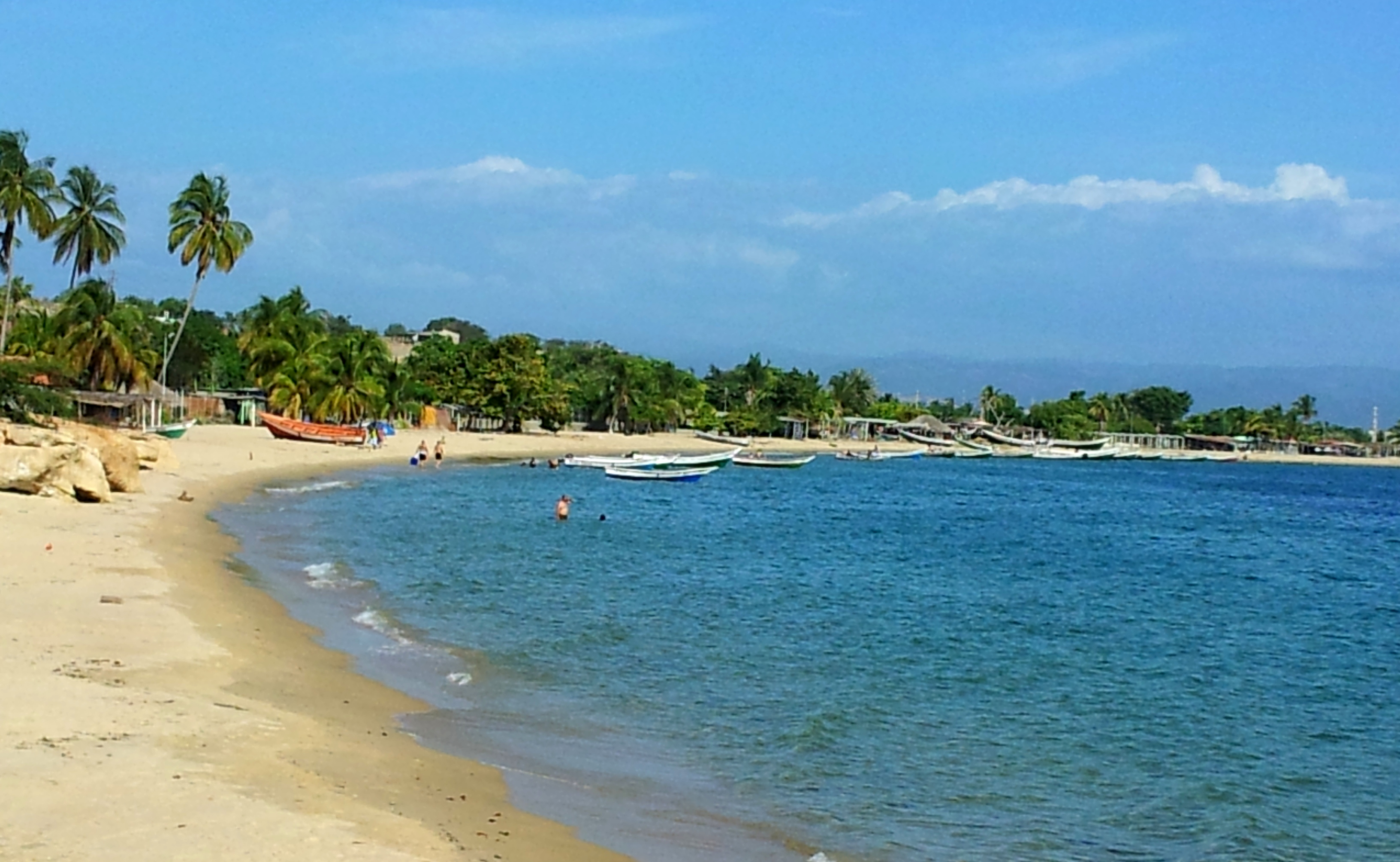 Playa Punta Els Canyers