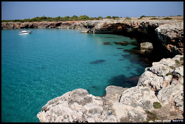 Foto playa Sa Cova.