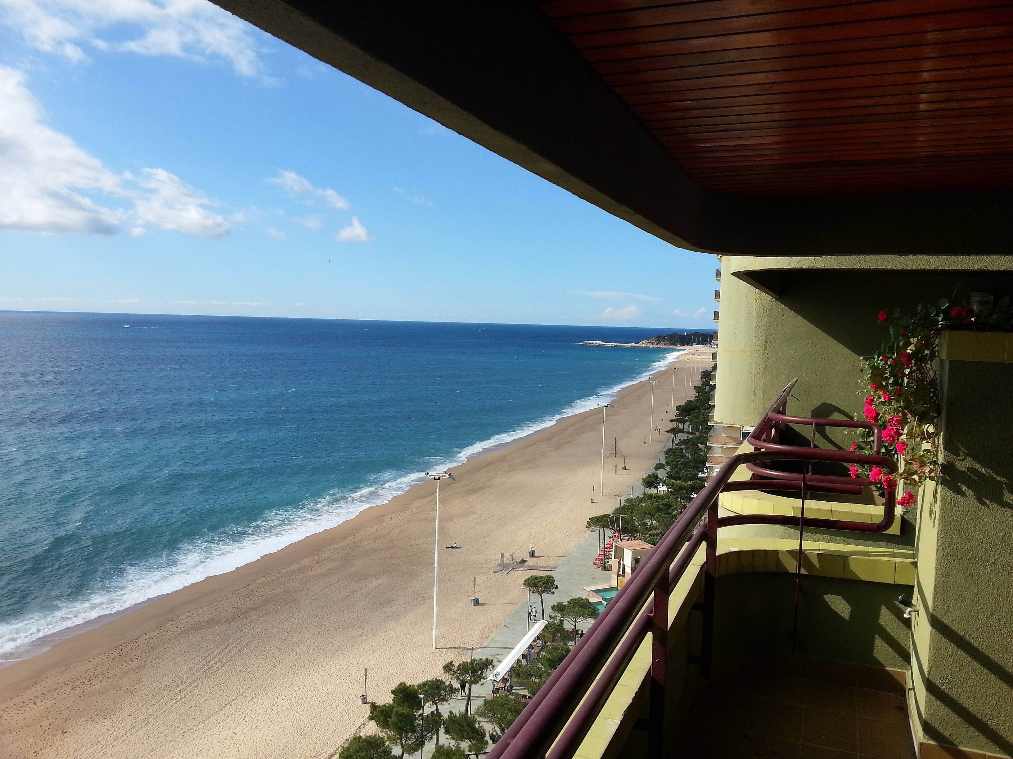 Foto playa D'en Carbassó.