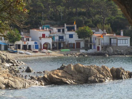 Foto playa Cala S'Alguer.
