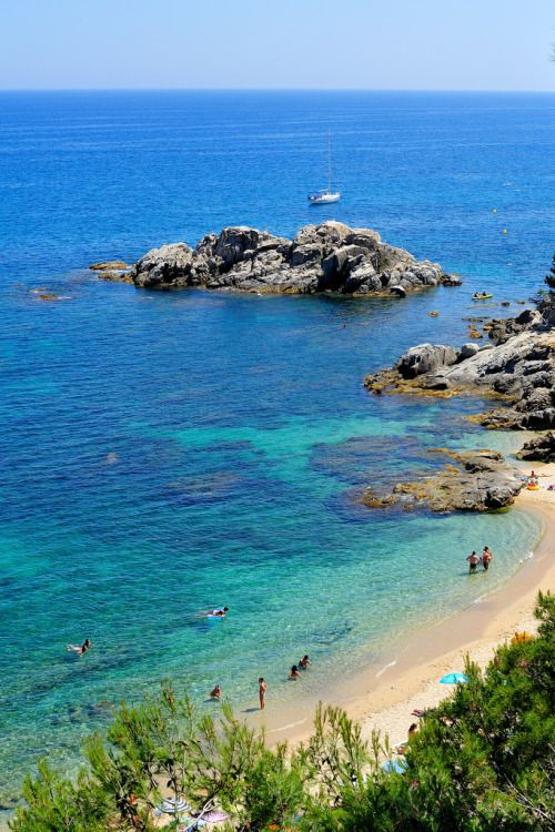 Foto playa Belladona.