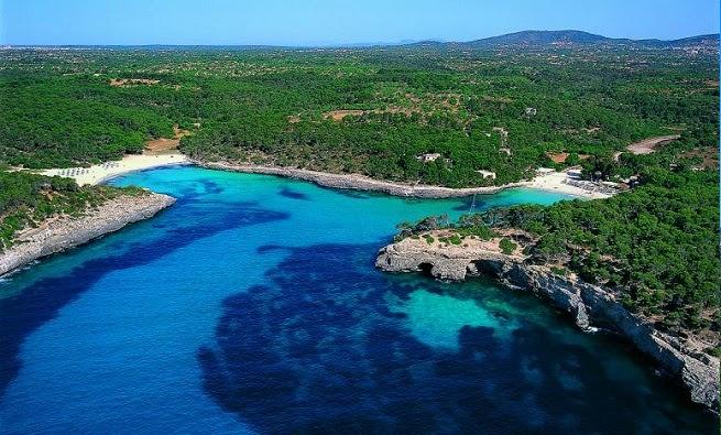 Foto playa El Riuet.
