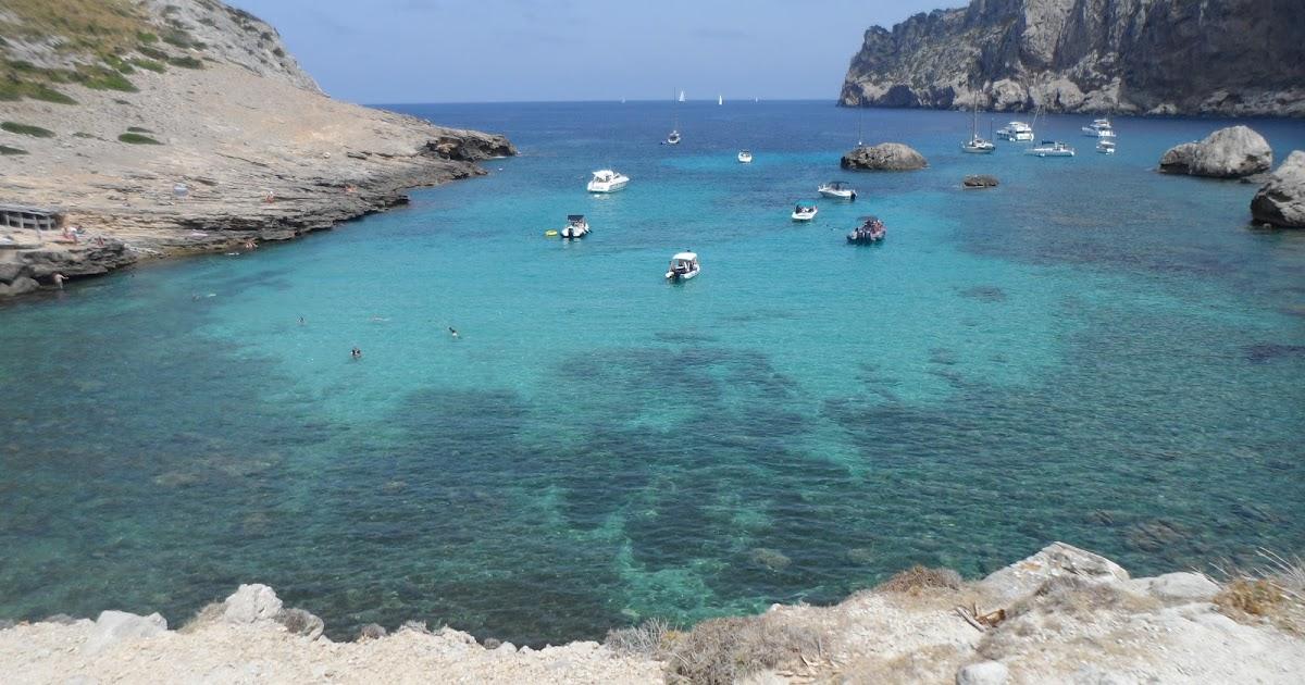 Foto playa Cala del Pedrigolet.