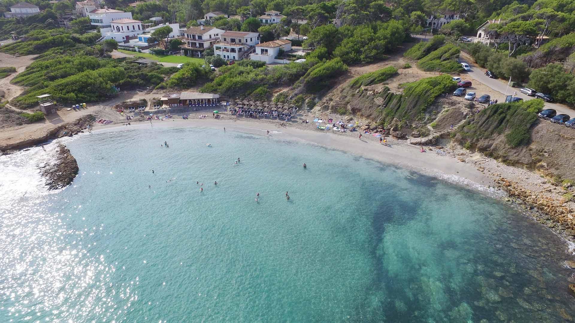 Playa Cala Illa Mateua