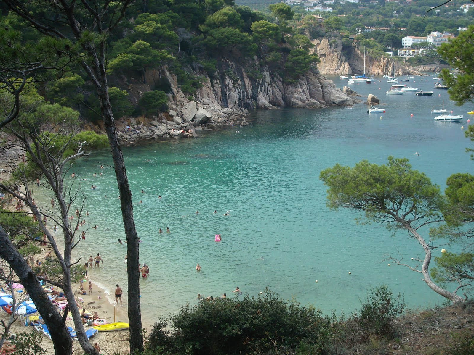 Playa Cala Sant Roc