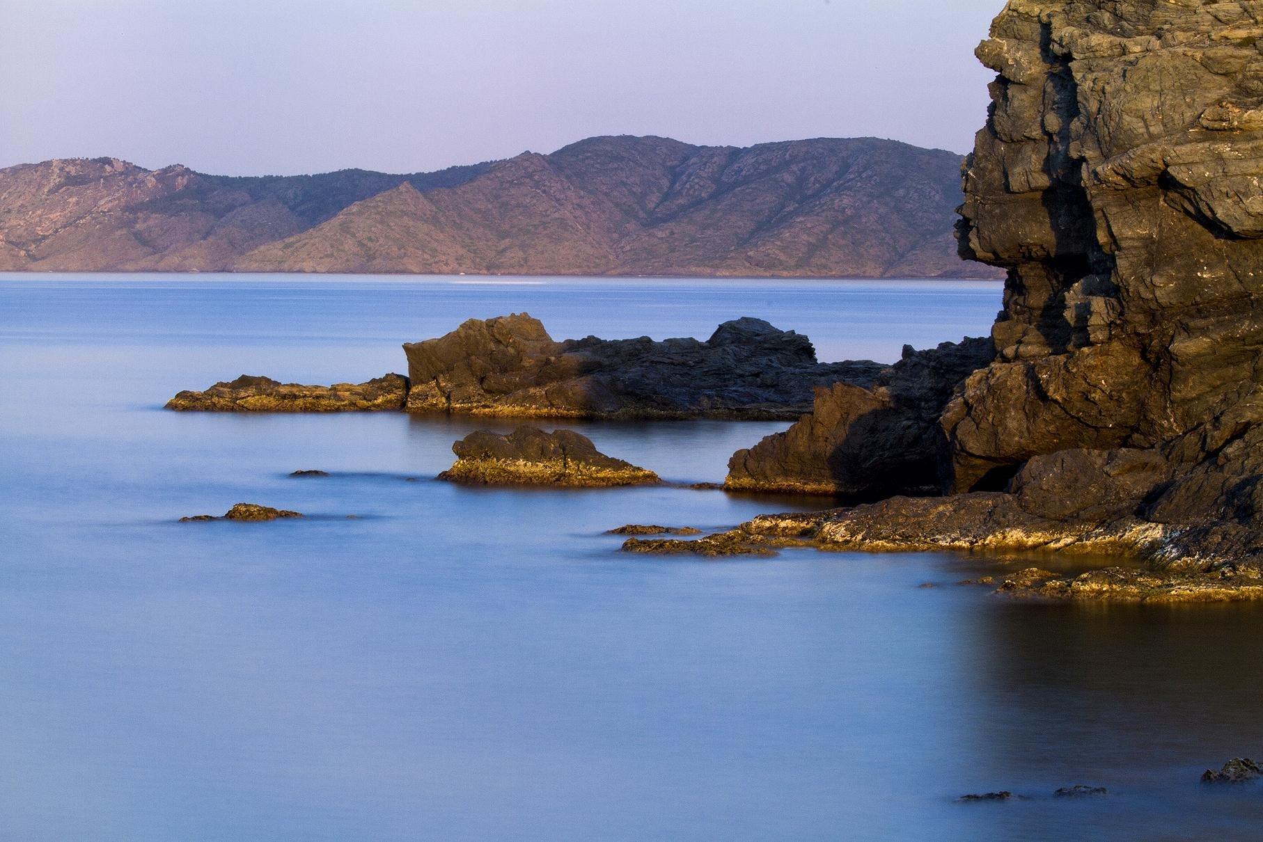 Playa El Cau / Cala dels Gens