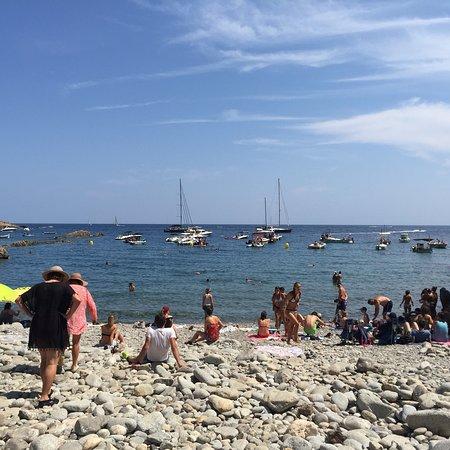 Foto playa Cala Pedrosa.