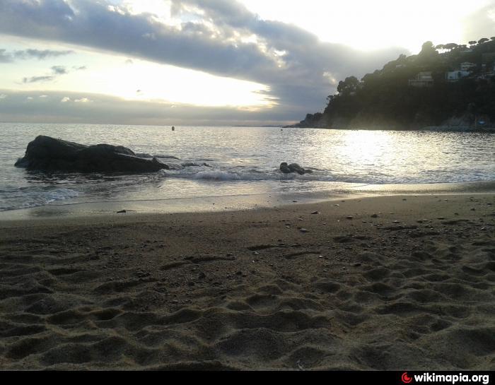 Playa L'Almadrava / Canyelles Grans