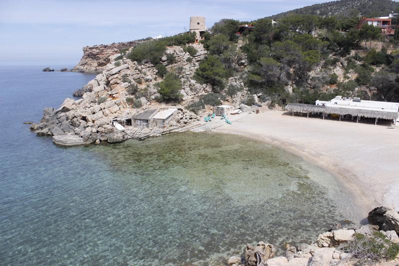 Foto playa Cala Buena / Playa de la Buena.