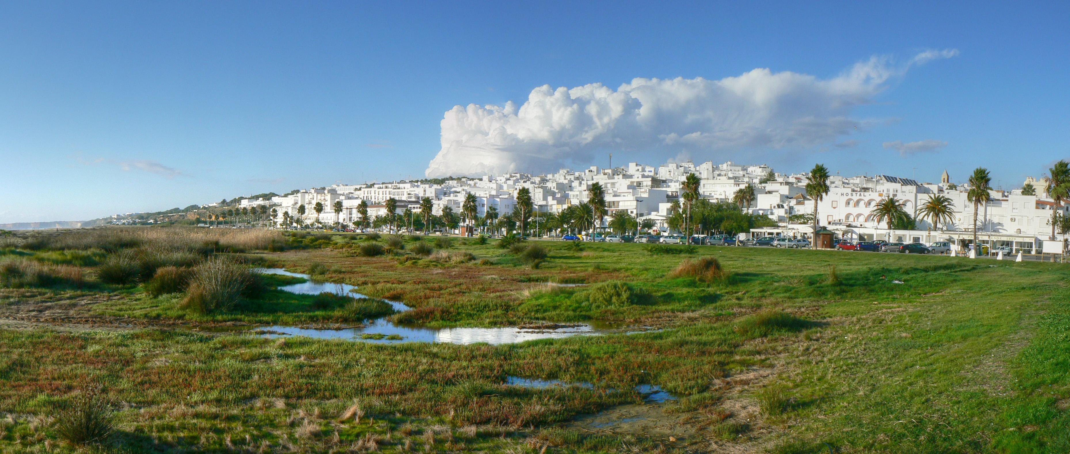 Foto playa Los Bateles. Conil de la Frontera