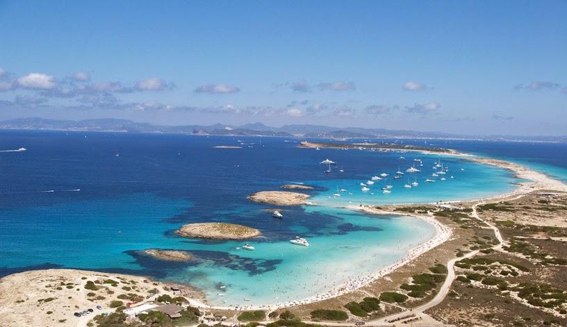 Foto playa Playa de la Isla de Buda.