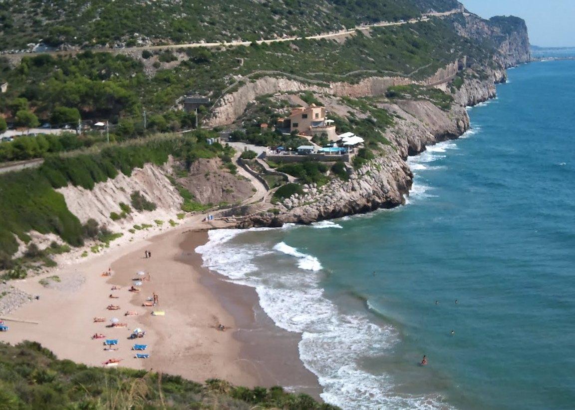 Playa Cala Justell