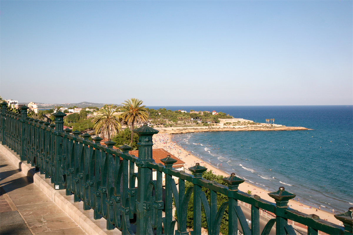 Foto playa L´Esquirol.
