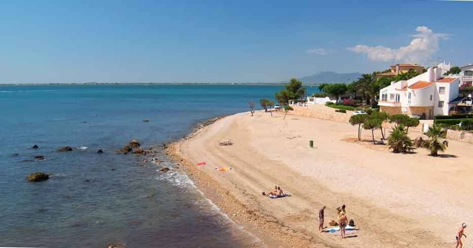 Foto playa Baconé.