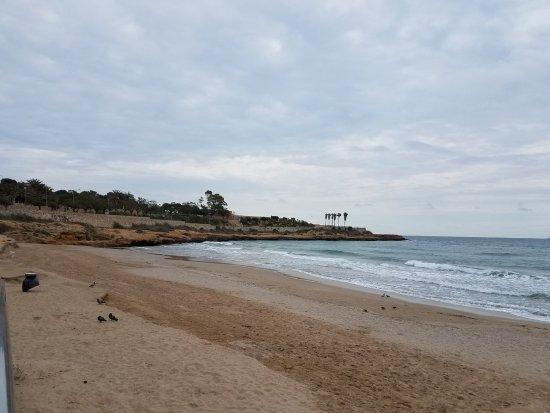 Foto playa El Arquitecto.