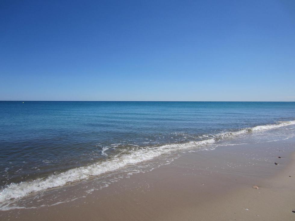 Foto playa El Arenal.