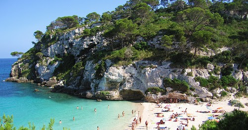 Foto playa Playa de Calafat.