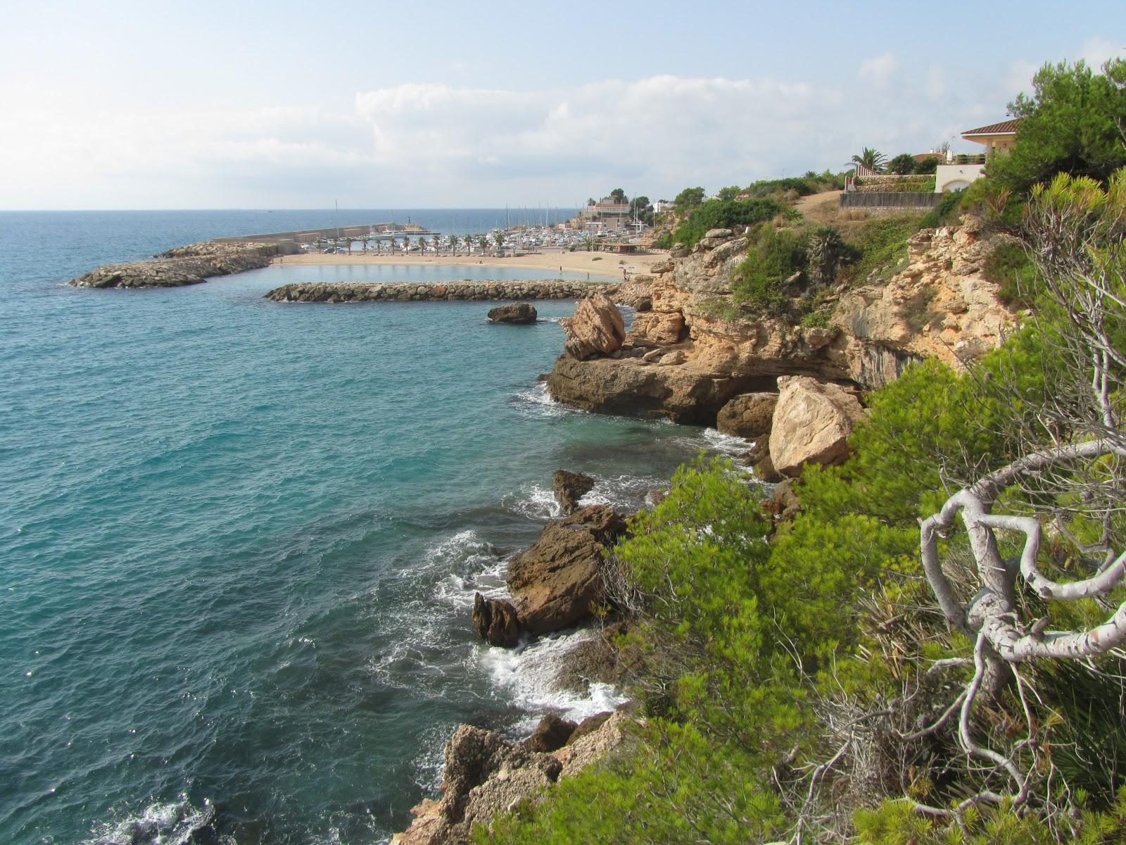Playa Cala Trebol / Cala Lo Ribellet