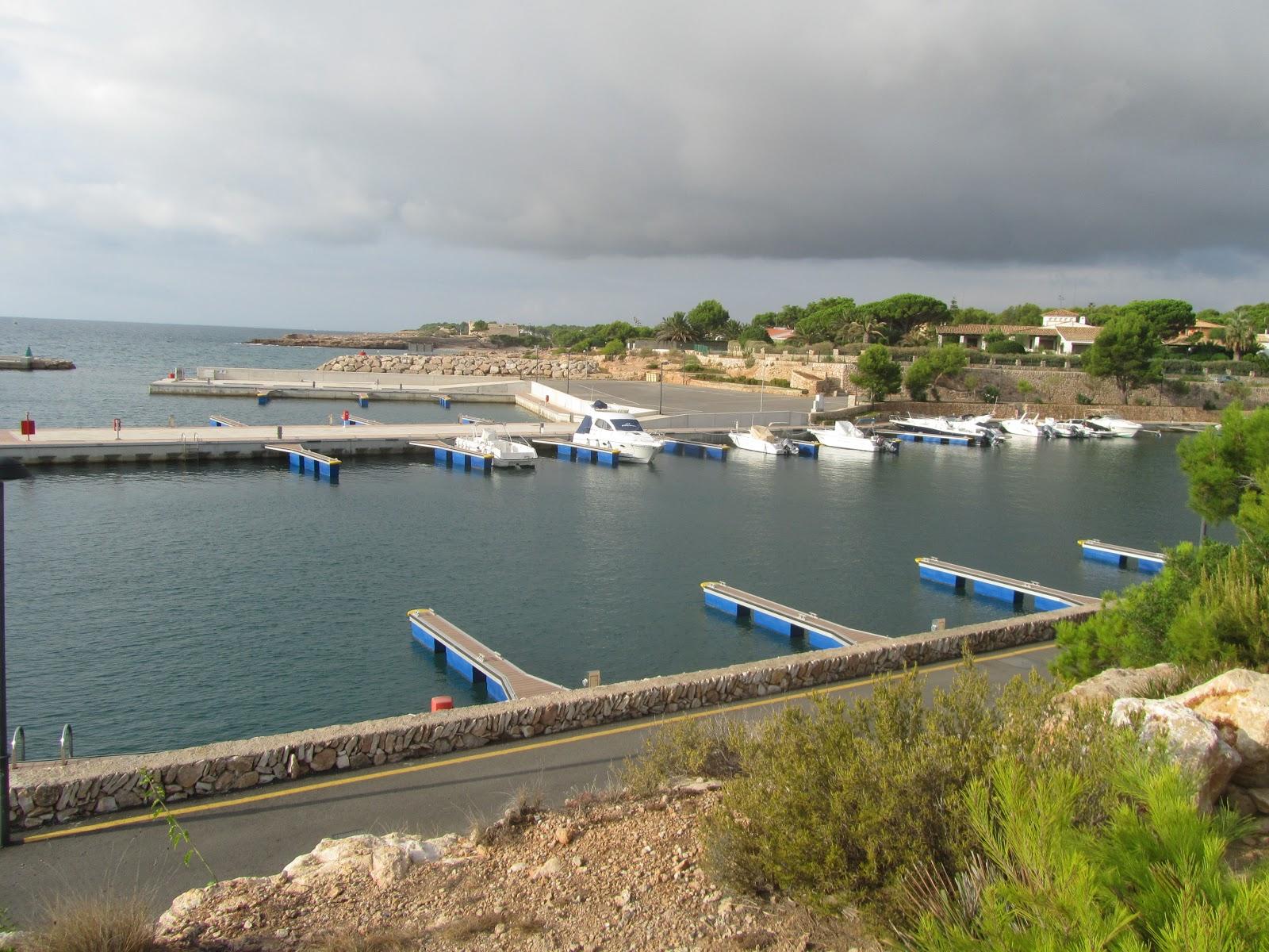 Foto playa Cala Trebol / Cala Lo Ribellet.