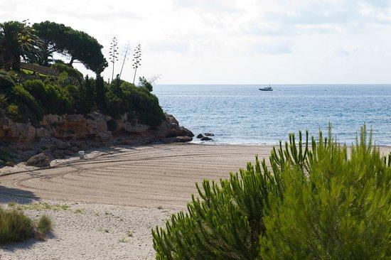 Foto playa L´Estany Tort.