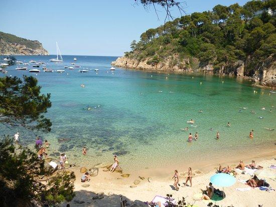 Foto playa Cala Pepo.