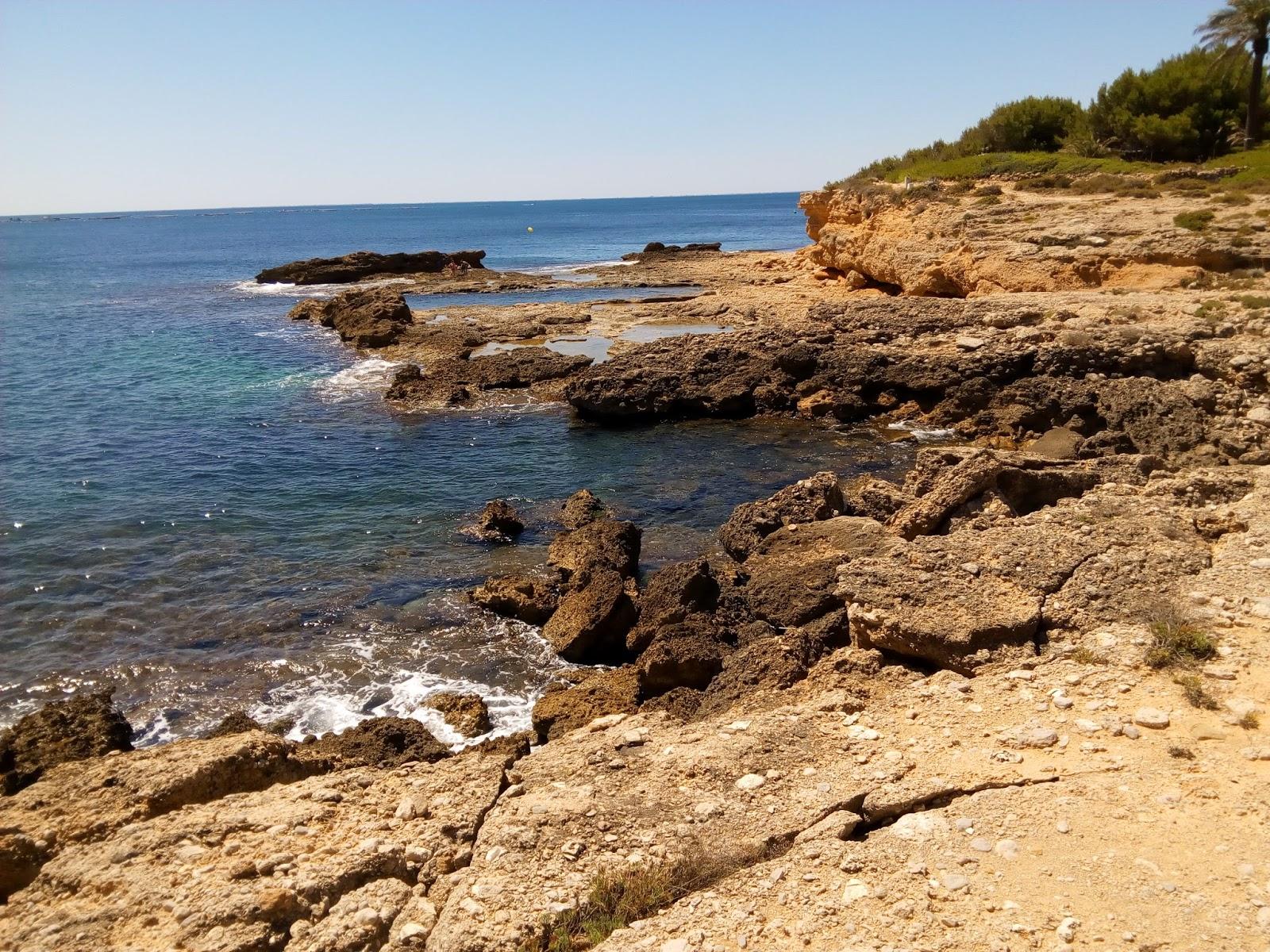 Foto playa Bon Caponet.