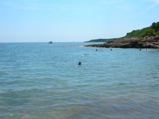 Foto playa Cala de l´Estany Podrit.