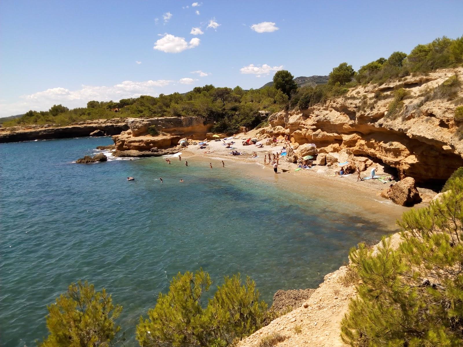 Playa Cala de l´Estany Podrit